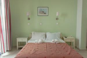 Alkion Studios, Apartmanok  Náxosz - big - 17