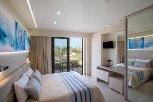 Marinos Beach Hotel-Apartments, Apartmanhotelek  Platanész - big - 15