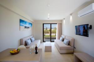 Marinos Beach Hotel-Apartments, Apartmanhotelek  Platanész - big - 14