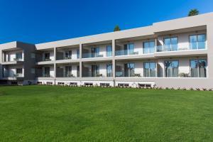 Marinos Beach Hotel-Apartments, Apartmanhotelek  Platanész - big - 20