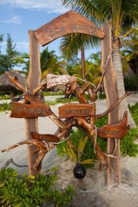 Hotel Casa Iguana Holbox, Hotel  Isola Holbox - big - 44