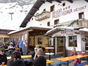 Rifugio Fedaia - AbcAlberghi.com