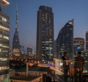 Four Seasons Hotel Dubai International Finance Centre (18 of 74)