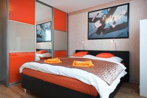 Best Residence Expo, Ferienwohnungen  Prag - big - 12