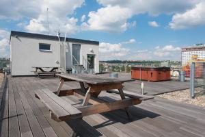 Best Residence Expo, Ferienwohnungen  Prag - big - 29