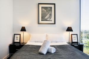 Mono Apartments on Elm, Apartmanok  Melbourne - big - 14