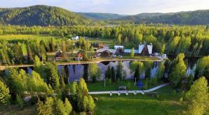 База отдыха Озерки, Междуреченск