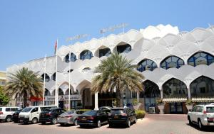 Hostels e Albergues - Beach Bay Hotel Muscat