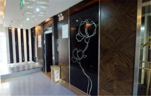 Motel Shanghai Quyang Business Centre Dabaishu Metro Station, Szállodák  Sanghaj - big - 8