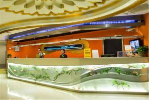 Motel Shanghai Quyang Business Centre Dabaishu Metro Station, Szállodák  Sanghaj - big - 22