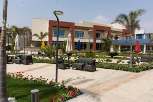 Tolip El Narges, Hotely  Káhira - big - 18
