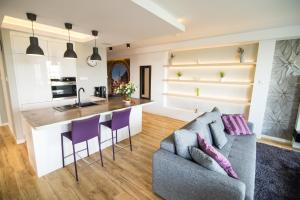 Stay-In Riverfront Lofts, Apartmanok  Gdańsk - big - 36