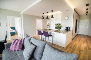 Stay-In Riverfront Lofts, Apartmanok  Gdańsk - big - 53