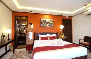 Golden Bell Hoi An Boutique Villa, Hotels  Hội An - big - 26