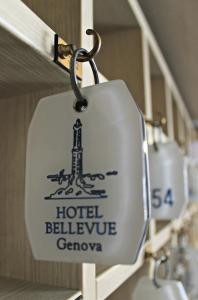 Hotel Bellevue, Hotel  Genova - big - 26