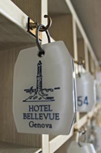 Hotel Bellevue, Hotel  Genova - big - 22