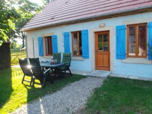 Location gîte, chambres d'hotes Gîtes, Domaine le Vignot Braize dans le département Allier 3