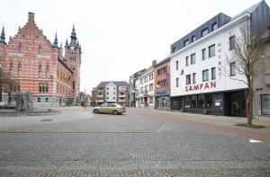 De Sampan Hotel, Антверпен
