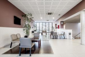 Residencia Universitaria Giner de Los Ríos, Residenza studentesca  Alcalá de Henares - big - 31