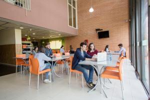 Residencia Universitaria Giner de Los Ríos, Studentské koleje  Alcalá de Henares - big - 36