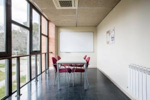 Residencia Universitaria Giner de Los Ríos, Studentské koleje  Alcalá de Henares - big - 33