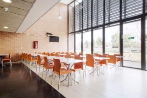 Residencia Universitaria Giner de Los Ríos, Studentské koleje  Alcalá de Henares - big - 34