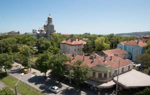 Hotel Divesta, Отели  Варна - big - 36