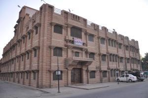 Hotel Khalsa Palace, Hotel  Bāli - big - 46