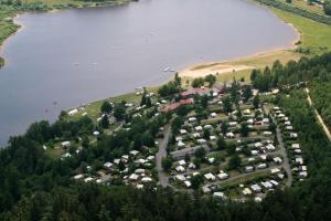 Ferienpark Perlsee Ferienhauser Camping Mobilheime
