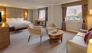 Hilton Cambridge City Centre, Hotely  Cambridge - big - 27