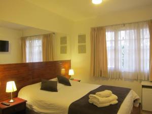 Hotel 7 Norte, Отели  Винья-дель-Мар - big - 22