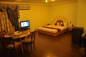 Hotel Khalsa Palace, Hotel  Bāli - big - 75
