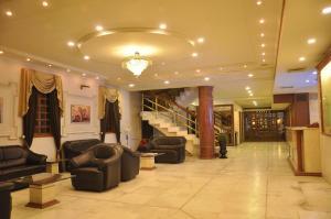Hotel Khalsa Palace, Hotel  Bāli - big - 73