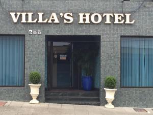 Villas Hotel, Сан-Паулу