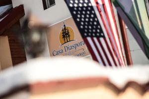 Pensiunea Casa Diaspora, Bed & Breakfast  Târgu Jiu - big - 106