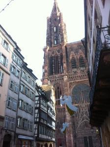 Triplex avec terrasse vue sur Cathedrale