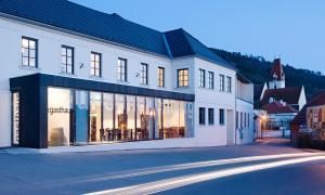 3 hvězdičkový hotel Hotel Zur Schonenburg Schönberg am Kamp Rakousko