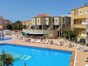 Apartamentos Turísticos en Costa Adeje, Apartments  Adeje - big - 65