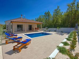 Villa Leda, 52207 Hreljići
