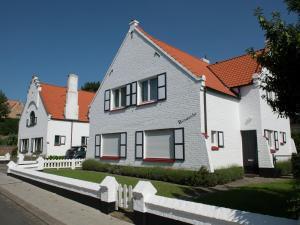 Villa Schelp en Strand, Виллы  Кнокке-Хейст - big - 32