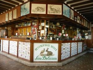 Venta Las Delicias - Ríogordo