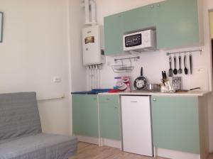 Oreokastro, Apartmány  Kabardinka - big - 9