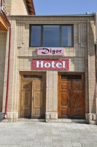 Diyor Hotel, B&B (nocľahy s raňajkami) - Samarkand
