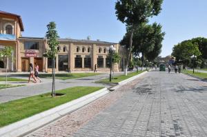 Diyor Hotel, Bed & Breakfasts  Samarkand - big - 15