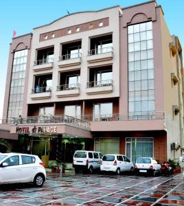 Hotel Shree Palace, Hotel  Katra - big - 24
