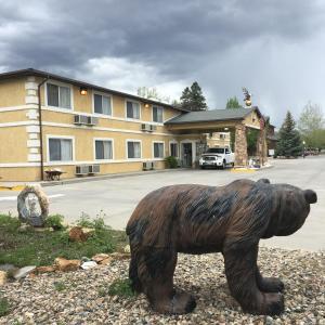 Browns Canyon Inn, Hotel  Salida - big - 24