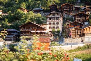 Hotel Nest- und Bietschhorn - Blatten im Lötschental