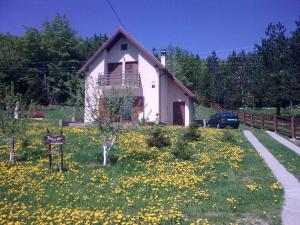 Accommodation in Ravna Gora