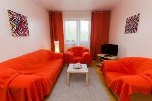 Apartment Vydoma, Appartamenti  Mosca - big - 40