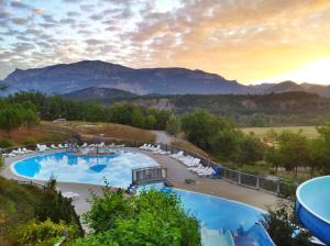 Location gîte, chambres d'hotes Camping le Couriou dans le département Drôme 26